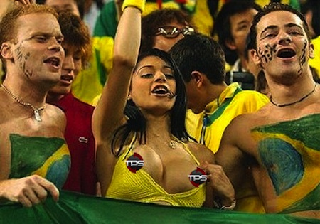#4 excited brazil fan nip slip copy