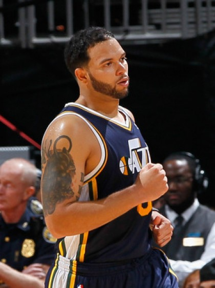 deron williams wtf tattoo