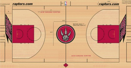 #9 toronto raptors court design copy