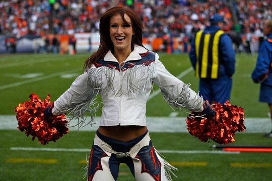 Broncos' Becky