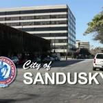 The city of sandusky