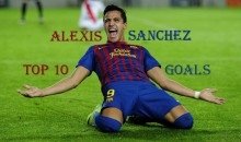 Top 10 Best Alexis Sanchez Goals (Videos)