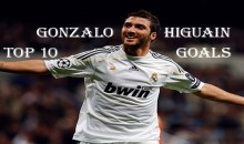 Top 10 Best Gonzalo Higuain Goals (Videos)