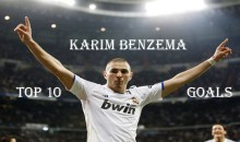 Top 10 Best Karim Benzema Goals (Videos)