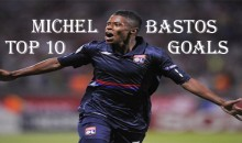 Top 10 Best Michel Bastos Goals (Videos)