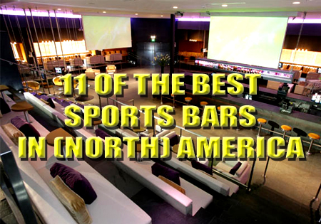 best sports bars
