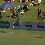 bevan small amazing cricket catch