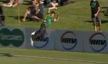 Bevan Small Gives Us One Of The Greatest Cricket Catches Ever! (Video)
