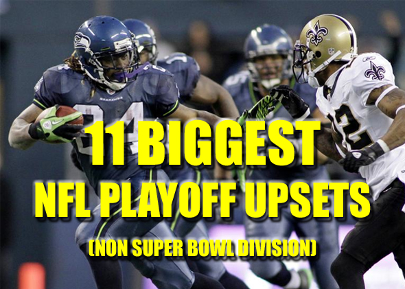 biggest nfl playoff upsets