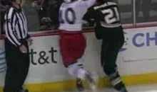 Frozen Fisticuffs Fight Of The Night — Boll vs. Brookbank — 1/8/12