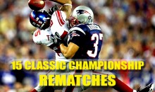 15 Classic Championship Rematches
