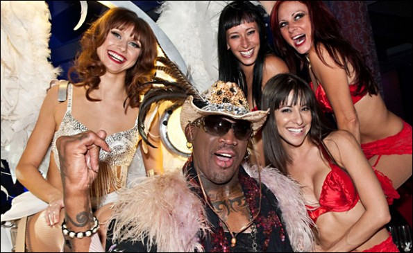 dennis rodman stripper basketball coach