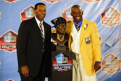 eugene parker with deion sanders
