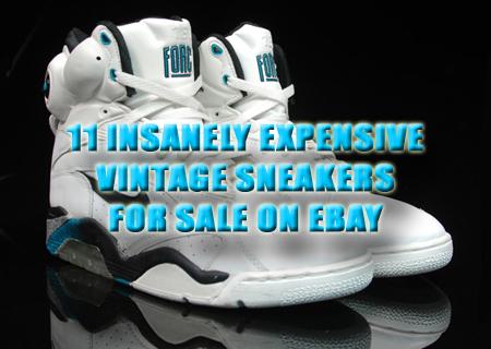 vintage sneakers nice kicks