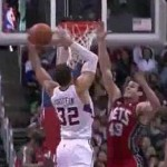 griffin posterizes humphries