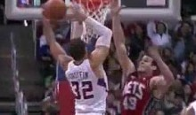 Blake Griffin Posterized Kris Humphries (Video)