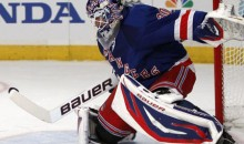 Stat Line Of The Night — 1/17/12 — Henrik Lundqvist