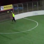 indoor soccer buzzer beater