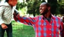 "Here's Jon ""Bones"" Jones Kicking A Child For A ""UFC on Fox"" Commercial (Video)"