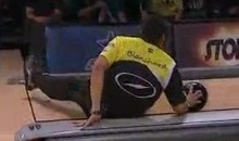 PBA Bowler Josh Blanchard Take An Embarrassing Spill (Video)