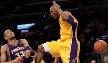 Stat Line Of The Night — 1/10/12 — Kobe Bryant