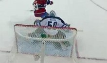 Lars Eller's Fourth Goal Last Night Came On This Brilliant Spin-O-Rama (Video)