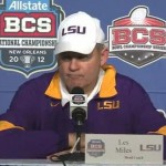 les miles press conference