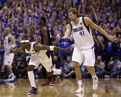mavericks heat nba finals