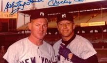 This Day In Sports History (January 16th) — Micky Mantle & Whitey Ford
