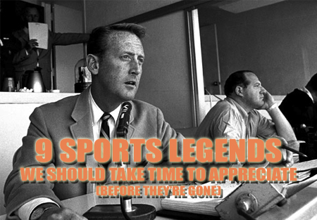 old sports legends over 80
