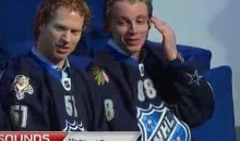 Patrick Kane Loves The Blonde And Other Great Sound Bytes From The NHL All-Star Fantasy Draft (Video)