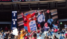 Pedobear Makes An Appearance At Penn State's Bowl Game (Pic)