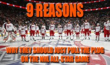 9 Reasons Why They Should Just Pull The Plug On The NHL All-Star Game