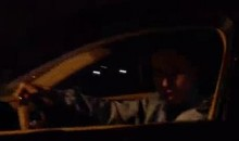 Arsenal Fans Trash-Talk Samir Nasri While Driving (Video)
