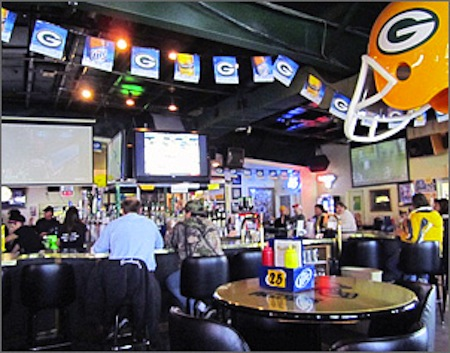 best sports bars stadium view bar and grille