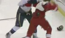 Frozen Fisticuffs Fight Of The Night — Stewart vs. Stuart — 1/23/12