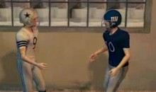 Taiwanese Animation Takes On The Giants vs. Cowboys (Video)
