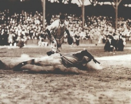 ty-cobb-1908 world series cubs