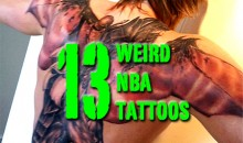 13 Weird NBA Tattoos