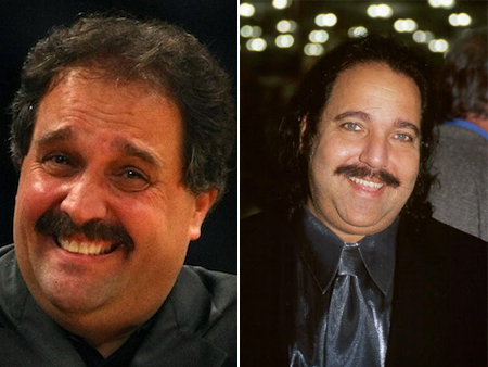 stan van gundy ron jeremy celeb athlete look alikes