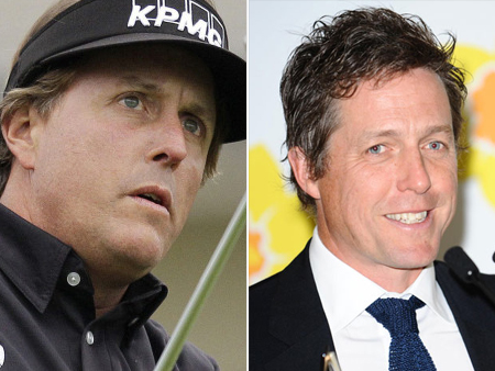 phil mickelson hugh grant celeb athlete look alikes