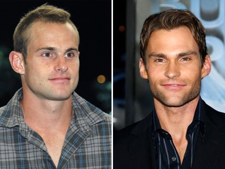 andy roddick sean william scott celeb athlete look alikes