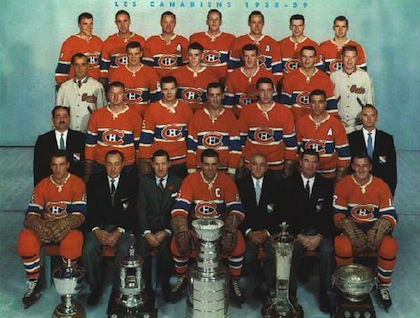 1958-59 montreal canadiens