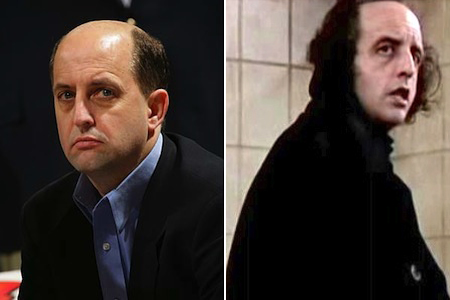 jeff van gundy vincent schiavelli (Ghost) celeb athlete look alikes
