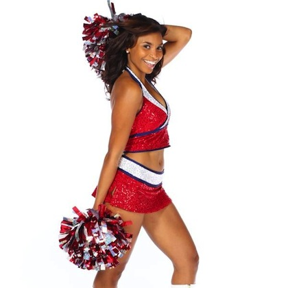 #7 wizards wizard girls cheerleaders javai