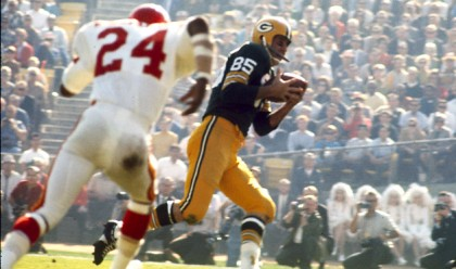 Max McGee green bay hungover super bowl