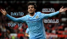 Top 10 Best David Silva Goals (Videos)