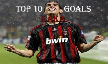 Top 10 Best Kaka Goals (Videos)