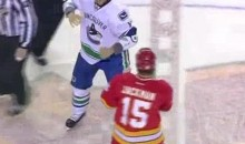 Frozen Fisticuffs Fight Of The Night — Alberts vs. Jackman — 2/11/12