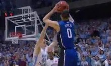 Here's Austin Rivers' Buzzer Beater That Capped Duke's Comeback Against UNC (Video)